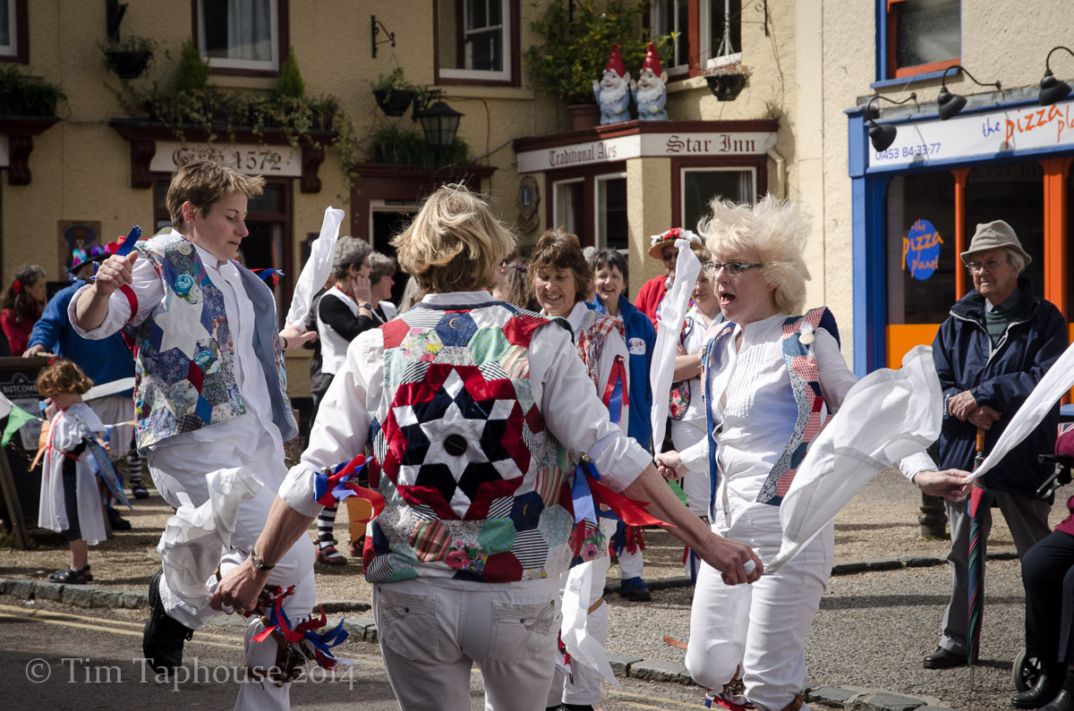 Morris Dancers, Wotton-Under-Edge